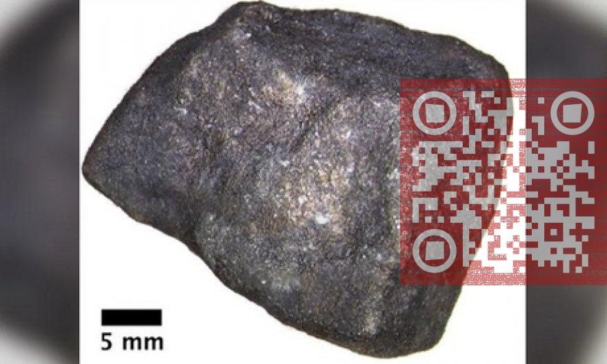 Thiên thạch 12 triệu năm tuổi chứa 2.600 hợp chất hữu cơ
